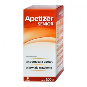 APETIZER SENIOR - Syrop - 100 ml