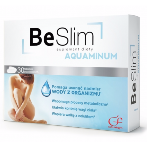 COLFARM BE SLIM AQUAMINUM, 30 tabletek
