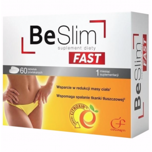 COLFARM BE SLIM FAST, 60 tabletek