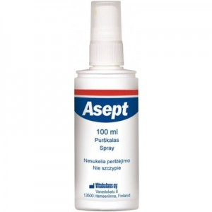 ASEPT Spray do dezynfekcji, 100ml