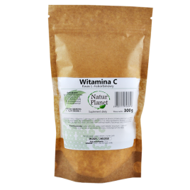 NATUR PLANET Witamina C, 300g